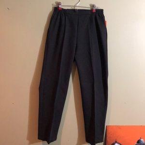 NWT  Womens Cathy Daniels Pull On Dress Pants